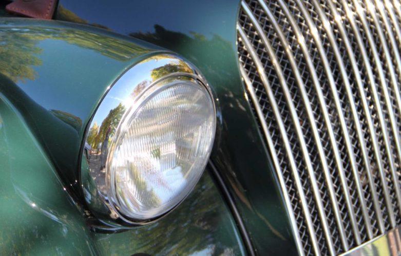 Detail-engish-car